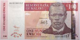 Malawi - 100 Kwacha - 2011 - PICK 54e - NEUF - Malawi