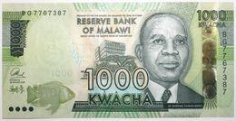 Malawi - 1000 Kwacha - 2016 - PICK 67b - NEUF - Malawi