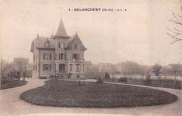 Seloncourt (25) - A Identifier - France