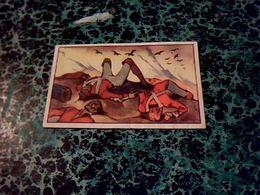 """Image Chocolat LOUIT Image No 26 """" Le Massacre """" Album Le Dernier Des Mohicans - Louit"""