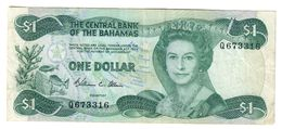 Bahamas 1 Dollar 1984 - Bahamas