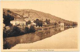 ALBAS : LE PARADIS ET L'USINE ELCTRIQUE - Frankreich