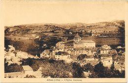 ALBAS : L'EGLISE ANCIENNE - Frankreich