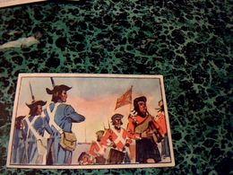 """Image Chocolat LOUIT Image No 24 """" Reddition Honorable """" Album Le Dernier Des Mohicans - Louit"""