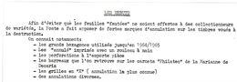 N° 1263 - 0,25 Marianne De DECARIS - Les Rebuts -annulation Par Griffe: Au Service Des Postes - 1960 Maríanne De Decaris