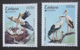 Litauen    Europa  Cept   Nationale Vögel   2019    ** - 2019