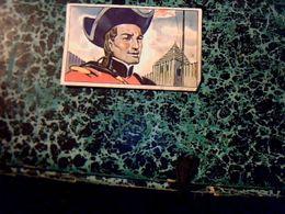 """Image Chocolat LOUIT Image No 2 """"  Le Major """" Album Le Dernier Des Mohicans - Louit"""