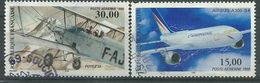 France PA 62-63 Obl - Airmail