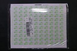 FRANCE - FACIALE - 2 Feuilles De 100 Timbres Lettre Verte 50 G Permanents 0,97 E X 200 (-30 % Reco Inclus) - P 22764 - Neufs