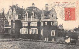 Reux (14) - Le Château - France
