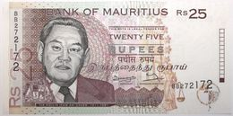 Maurice - 25 Roupies - 1998 - PICK 42 - NEUF - Mauricio