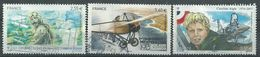 France PA 76-77-78 Obl - Airmail