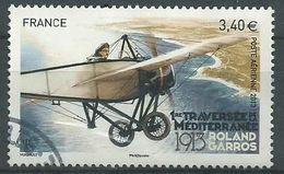 France PA 77 Obl - Luftpost