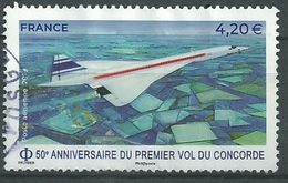 France PA 83 Obl - Airmail