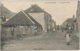 VILLEVENARD LA GRANDE RUE - Autres Communes