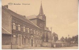 Beverloo - Dorpstraat - Geanimeerd - Uitg. Meulens-Jamar/Préaux - Beringen