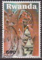 Art Et Culture - RWANDA - RUANDA - Vannerie Et Sourire De Jeune Femme - N° 1343 - 2010 - Rwanda