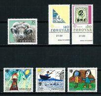 Islas Feroe Nº 36/... Nuevo Cat.13,50€ - Faroe Islands