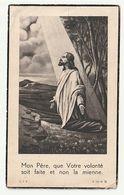 Décès Franz VANBELLINGHE Enghien 1911 - 1940 - Images Religieuses