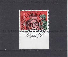Suisse - Année 1988 - Service - Oblitéré - N°Zumstein 110 - BIT - - Service