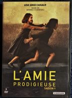 L' Amie Prodigieuse - Saison 1 - 3 DVD . - Séries Et Programmes TV
