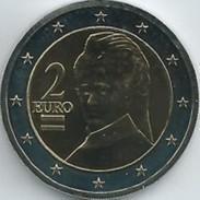 Oostenrijk 2020      2 Euro (Bertha Von Sutner)     UNC Uit De Rol  UNC Du Rouleaux  !! - Autriche
