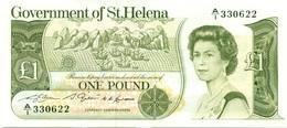 1 LIVRE 1981 - Sint-Helena