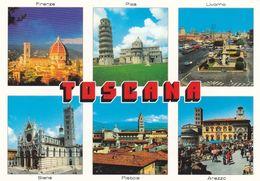 (G341) - TOSCANA - Multivedute - Zonder Classificatie