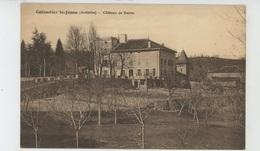 COLOMBIER LE JEUNE - Château De Duron - Andere Gemeenten