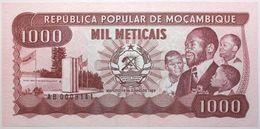 Mozambique - 1000 Meticais - 1983 - PICK 132a - NEUF - Mozambique