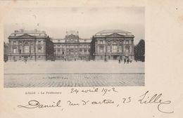 Lille - 1902 - La Préfecture - Scan Recto-verso - Lille