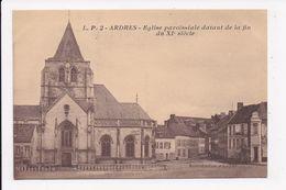 CP 62 ARDRES Eglise Paroissiale - Ardres