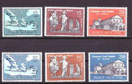 Vatican / Vaticaan / Vaticano 369 T/m 374 MNH ** (1961) - Nuevos