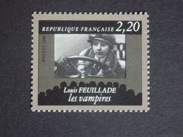 N°2433 LUXE** - Cinémathèque, Louis Feuillade - 2f20 - Gomme D'origine - Issu Du Bloc BF9 - Ongebruikt