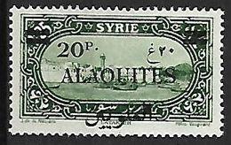 ALAOUITES N°40 N* - Alaouite (1923-1930)
