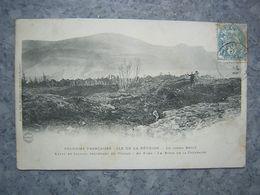 ILE DE LA REUNION - LE GRAND BRULE - La Réunion