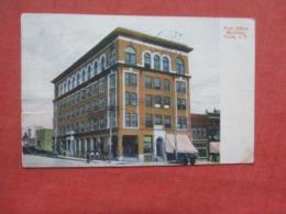 Tulsa I.T.   Post Office    Oklahoma    Ref 4156 - Etats-Unis