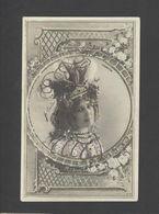 -ref Y728-femmes Artistes-femme Artiste Chavita -veritables Paillettes -dorures -photo Reutlinger- - Artisti