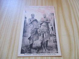 CPA Ruanda - Jeunes Bagoyés En Toilette De Fête. - Ruanda-Urundi