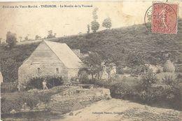 CPA Environs De Vieux-Marché Trégrom Le Moulin De La VIcomté - Autres Communes