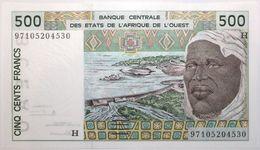 Niger - 500 Francs - 1997 - PICK 610 Hh - NEUF - West-Afrikaanse Staten