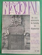 Aljubarrota - Arquivo Nacional Nº 188 De 14 De Agosto De 1935. Guarda. Viana Do Castelo. Porto. Angola. Alcobaça. Leiria - Geografía & Historia