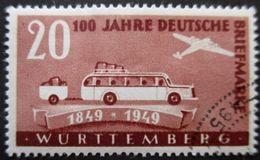 WURTEMBERG N°50 Oblitéré - Französische Zone