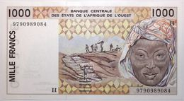 Niger - 1000 Francs - 1997 - PICK 611 Hg - NEUF - West-Afrikaanse Staten