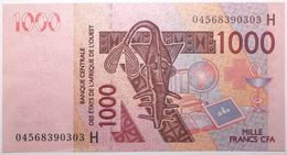Niger - 1000 Francs - 2004 - PICK 615 Hb - NEUF - Westafrikanischer Staaten