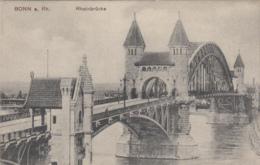 Bâtiments Et Architecture - Ponts - Allemagne - Bonn Am Rhein - Rheinbrücke - Puentes