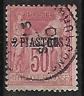 LEVANT N°5 - Used Stamps