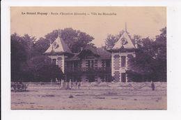 CP 33 LE GRAND PIQUEY Villa Des Hirondelles - France
