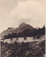 ITALIE TAORMINA TAORMINE Nouveau Jardin Public 1926 Photo Amateur Format Environ 11 Cm X 8,5 Cm - Lieux