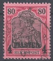 Deutsche Auslandspostämter Türkei Michel Nr. 19 I Gestempelt - Deutsche Post In Der Türkei